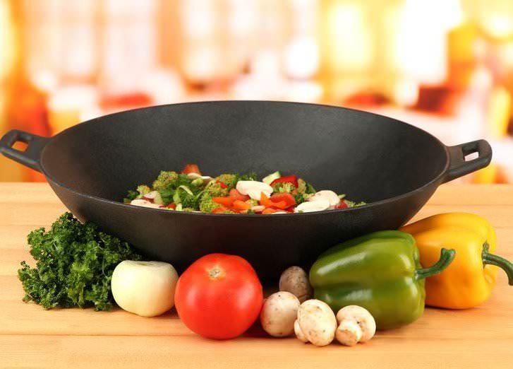 Pentola wok a cosa serve, caratteristiche e vantaggi