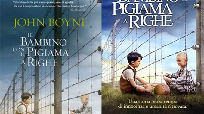 Il ragazzo con il pigiama a righe, differenza film e libro