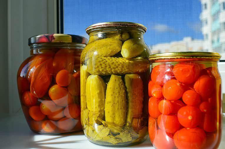 ricette di salamoia invernale di verdure