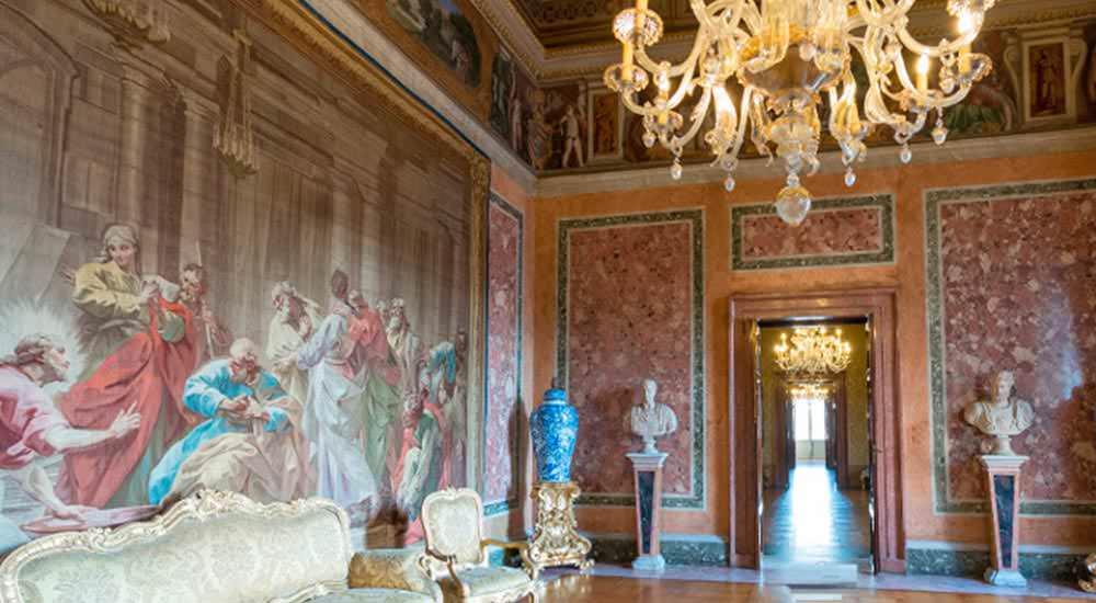 Palazzo del Quirinale a Roma. Quirinale cosè?