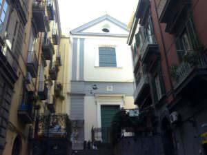 Basilica San Giovanni Maggiore- Napoli - Napoli 12 siti tra arte, pizza e caffè espresso