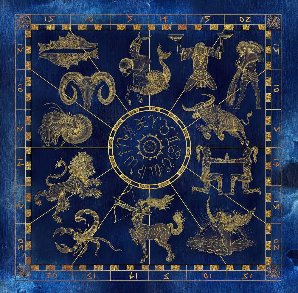 Cosa studia l'astrologia dall'oriente all'occidente