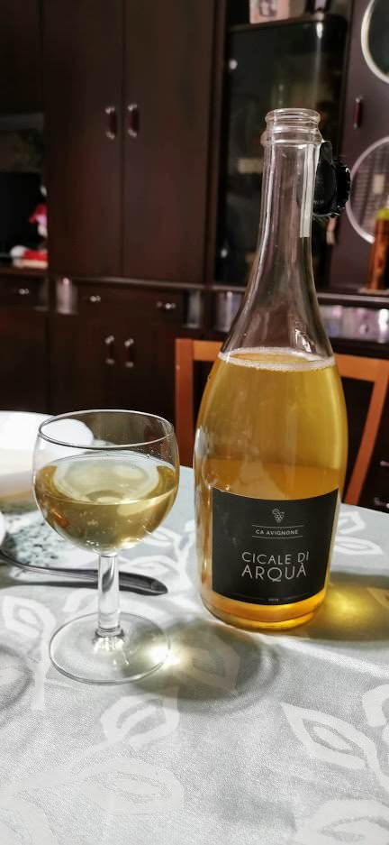 Ca Avignone, Vino rosso e bianco: 3TINTO e Cicale di Arquà
