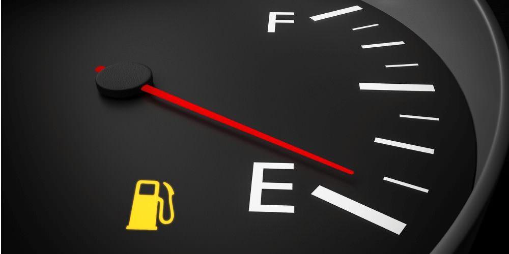 indicatore di carburante