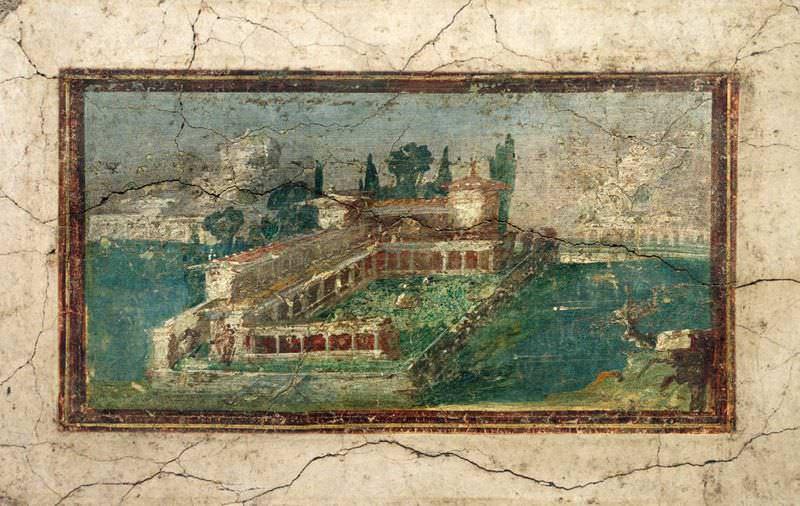 Castellammare di Stabia ville romane: Arianna e San Marco