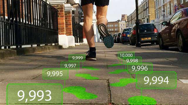 10 buoni motivi per camminare ogni giorno