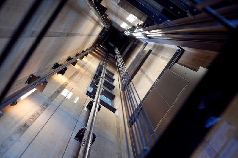 Storia degli ascensori dal 300 a.C. a oggi