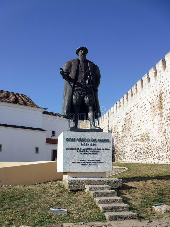 Breve biografia Vasco da Gama, 18 fatti interessanti