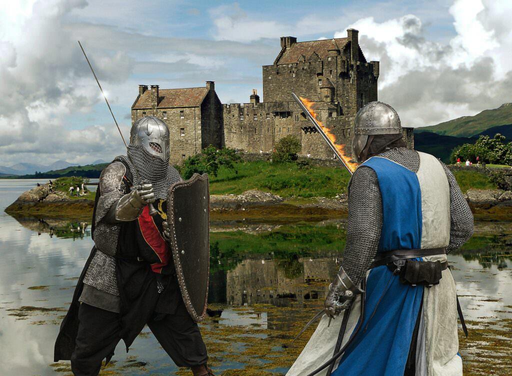 Stemma araldico medievale, simbolismo e origine