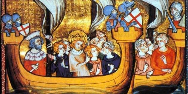 7 Leggende sulle crociate da sfatare