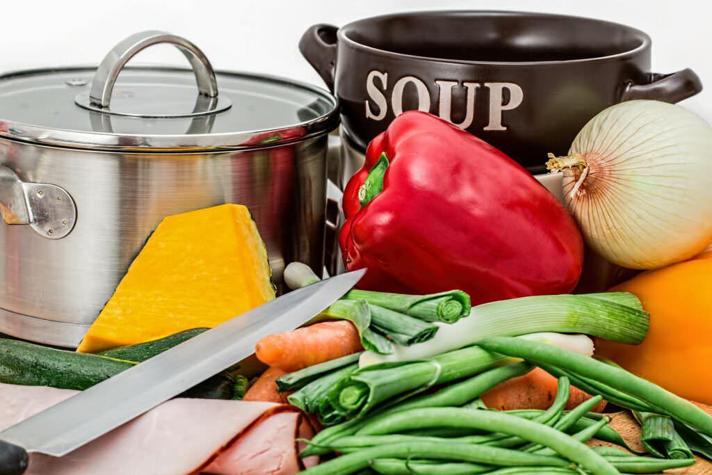 Verdure meglio cotte o crude. Quali più nutrienti