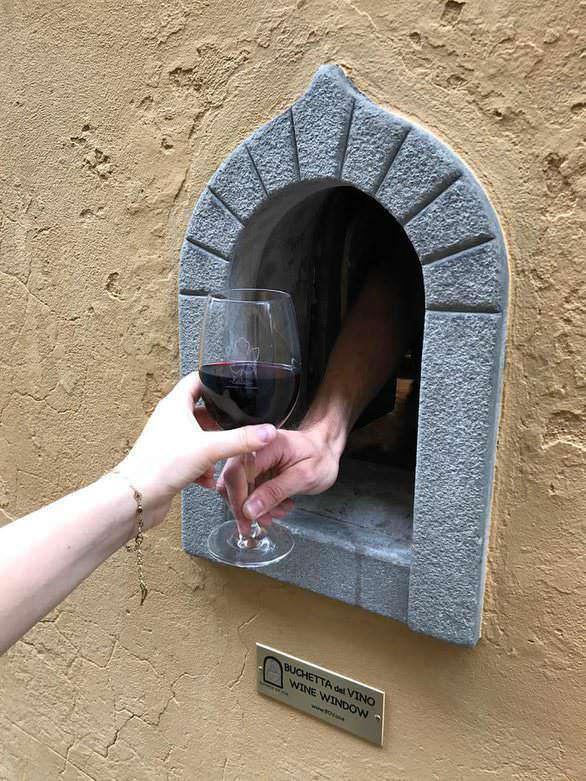 buchette del vino ai tempi del coronavirus