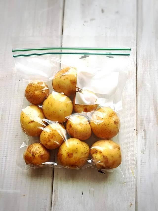 patate surgelate